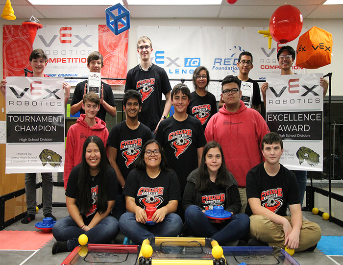 Robotics Tournament