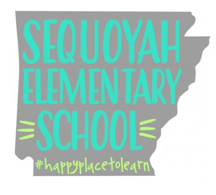 Sequoyah car decal