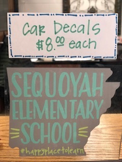 Sequoyah car decals
