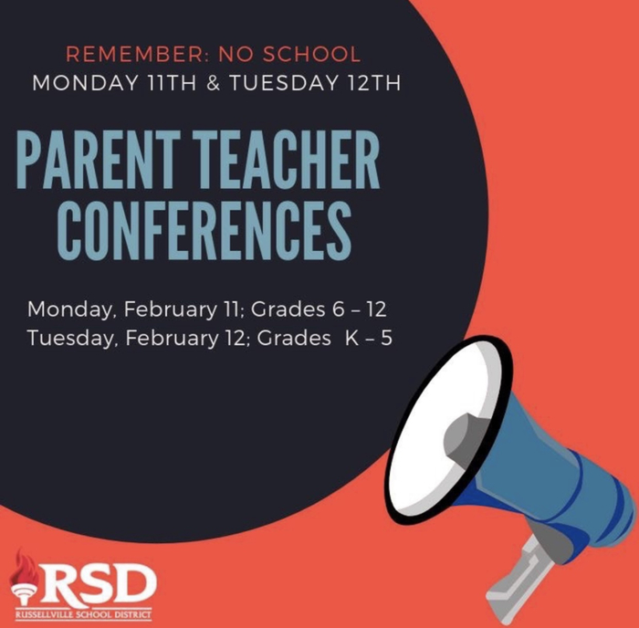 RMS parent teacher conferences.
