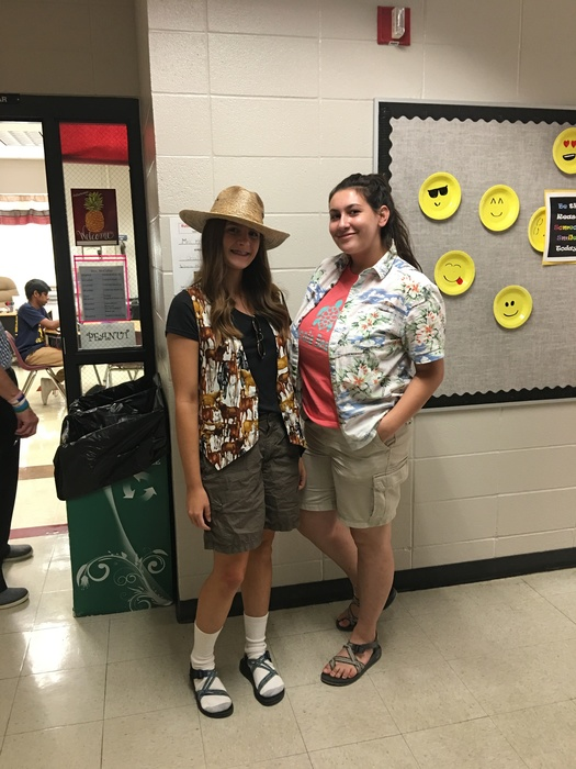 Tacky Tourist Day
