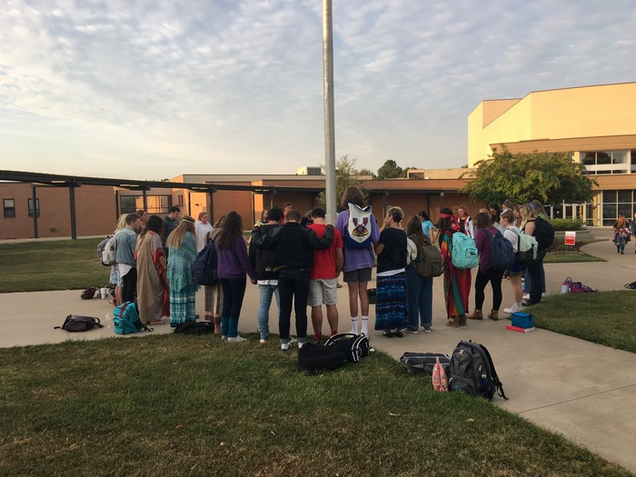 See ya at the pole.