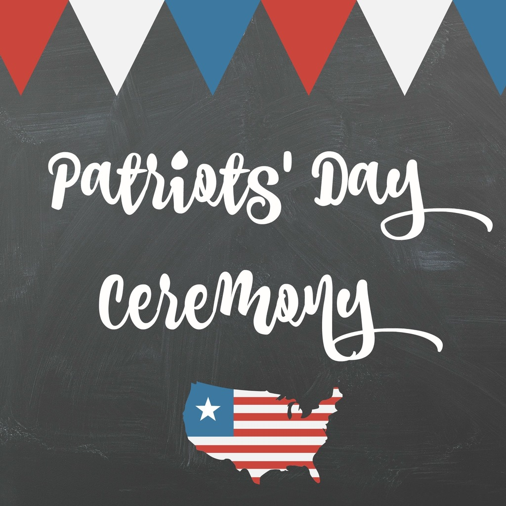 Patriot's Day Clipart