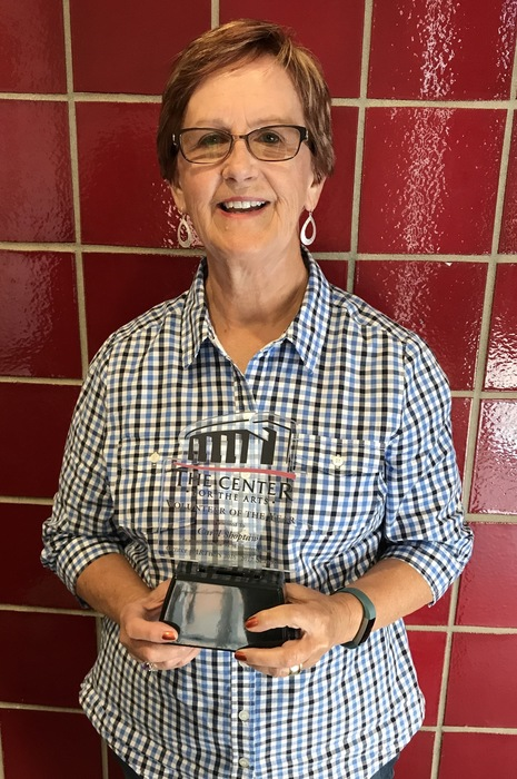 Carol Shoptaw, Volunteer of the Year