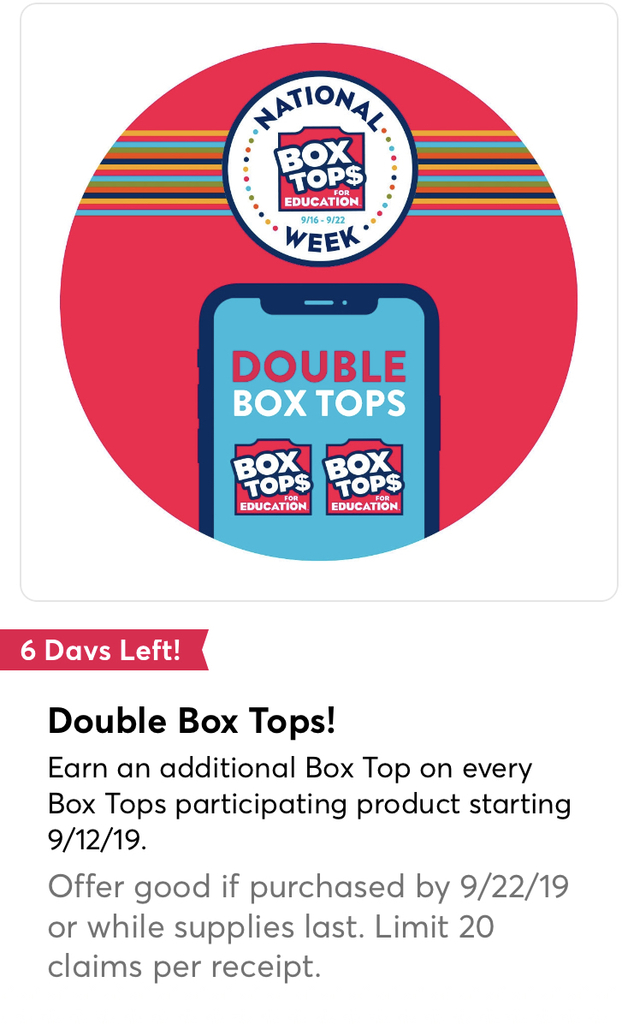 Double box tops