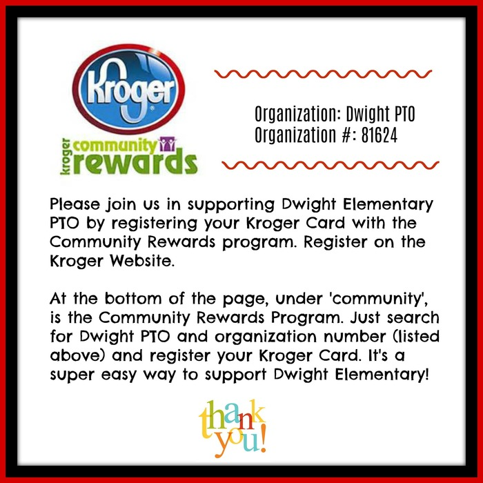 Kroger Card Information