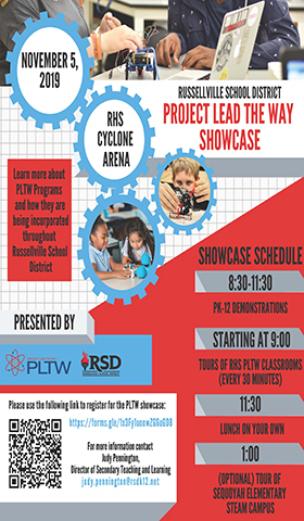 Project Lead The Way Showcase