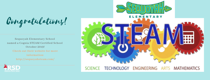 Sequoyah Elementary receives STEAM certification from Cognia