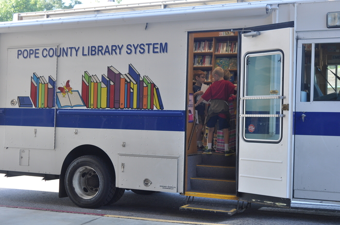 Picture of Bookmobile