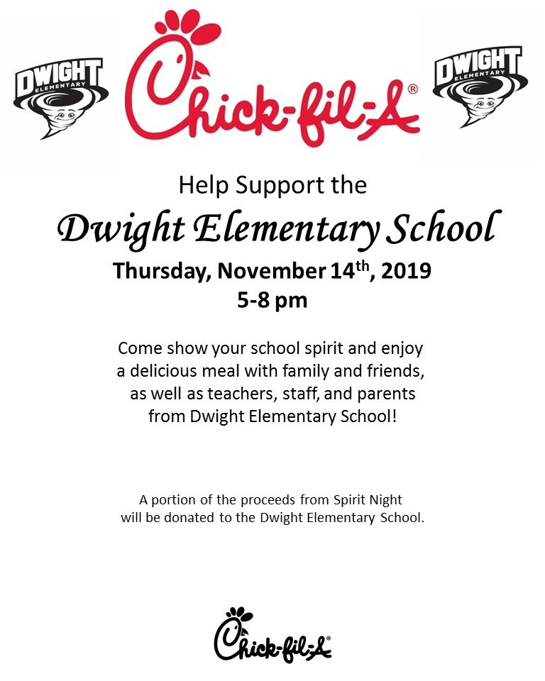 Chick Fil A Flyer