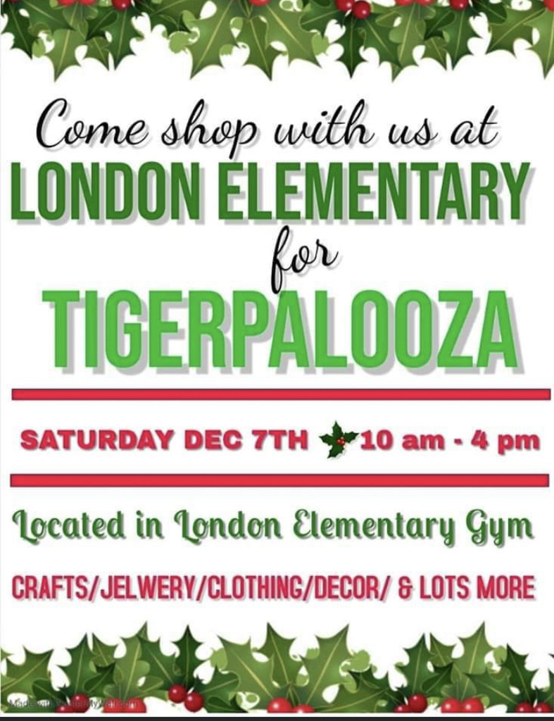 Tigerpalooza information