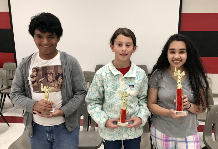 2017 spelling bee winners.