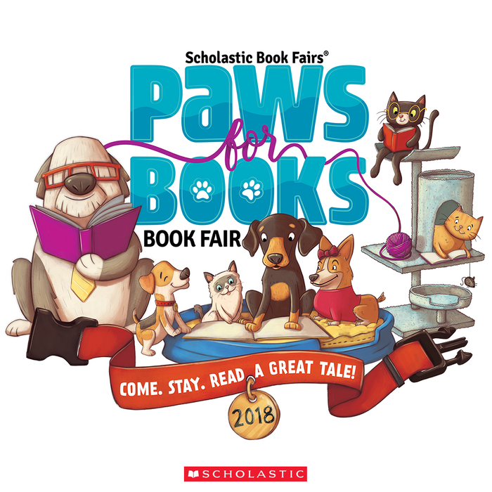 All Paws for Books image