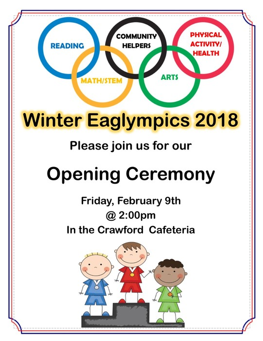 Crawford Eaglympics