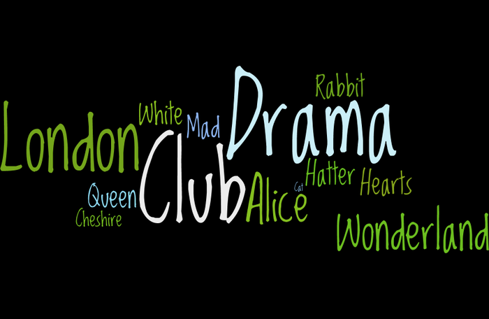 Drama CLub words