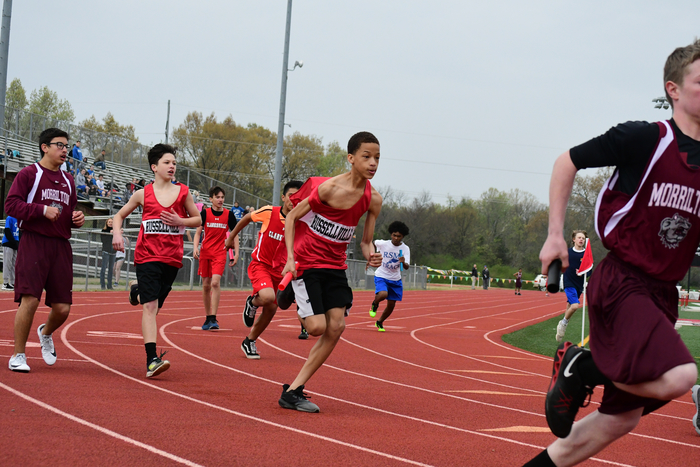 RMS Track Team