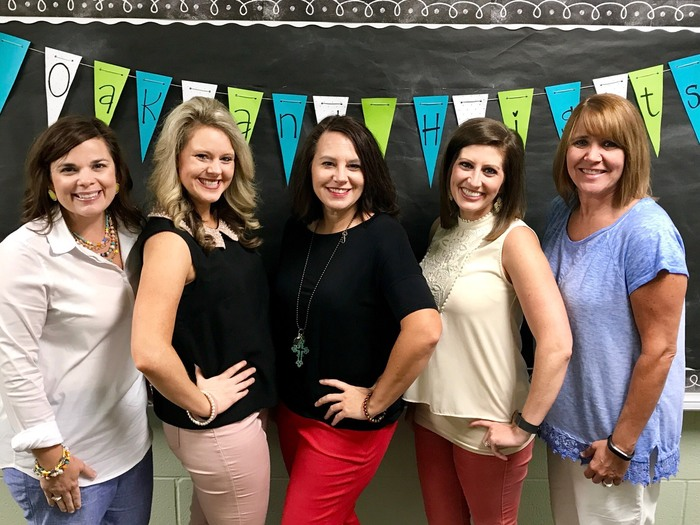 Kindergarten Teachers 2017-2018